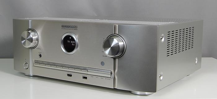 Marantz SR6008 Front Seitlich3