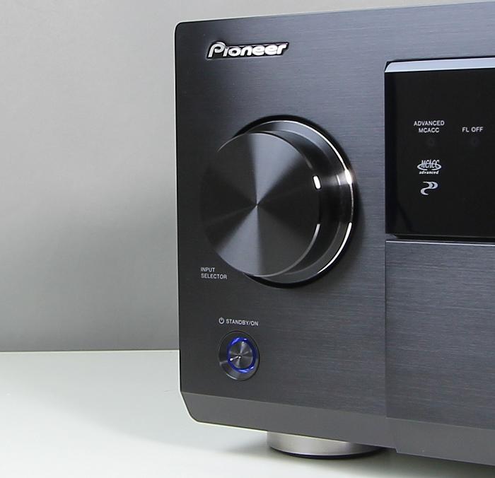Pioneer SC-LX87 Bedienelemente Front3