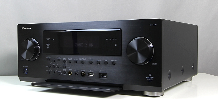 Pioneer SC-LX87 Front Seitlich3