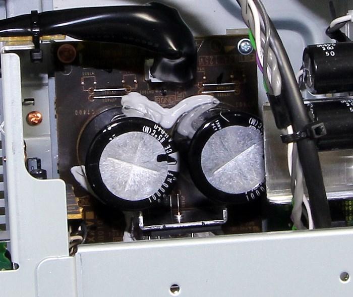 Pioneer SC-LX87 Innenleben3