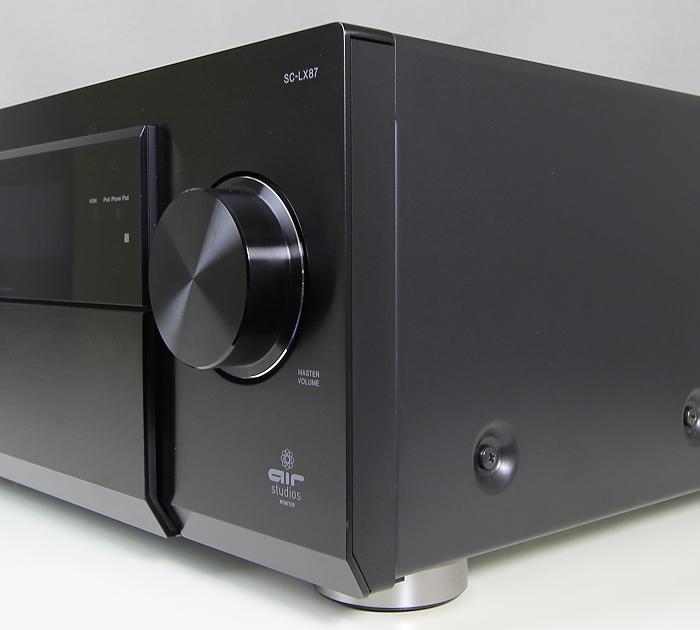 Pioneer SC-LX87 Verarbeitung