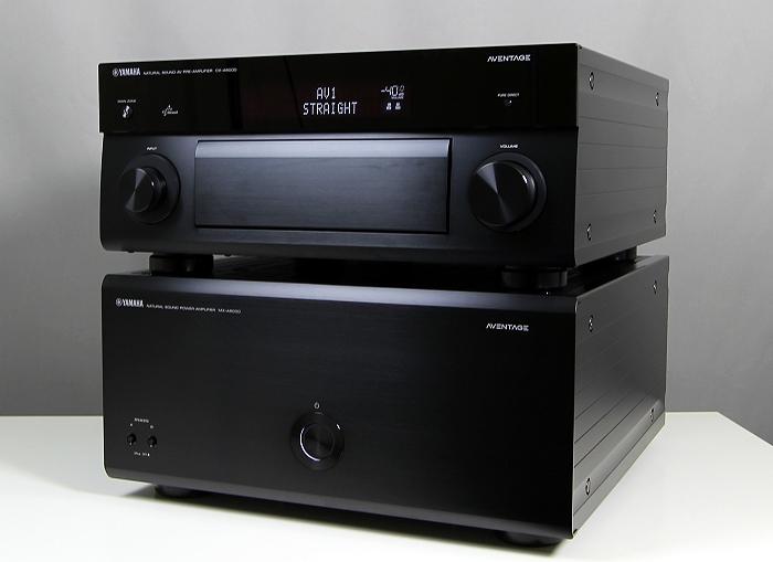 Yamaha CX-A5000 MX-A5000 Gruppenbild1