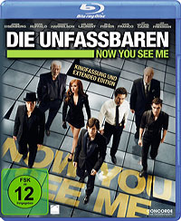 Die Unfassbaren - Now You See Mee - Extended Edition