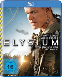 Elysium (Blu-ray Disc)