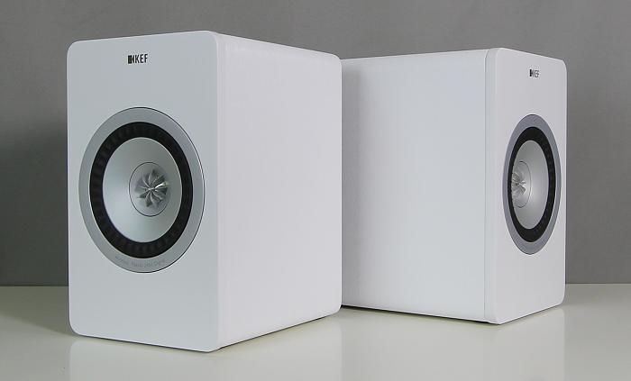 KEF X300A Wireless Gruppenbild1