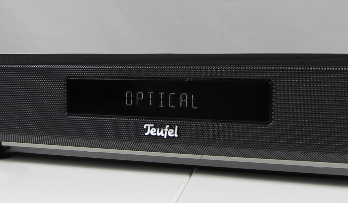 Teufel Cinebar11 Soundbar Display