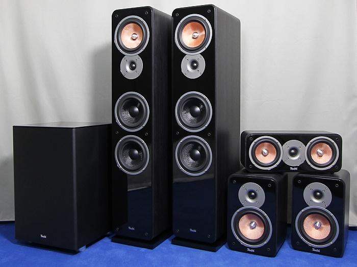 Teufel Ultima 40 Surround Gruppenbild5