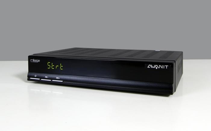 mirage Avanit SHD5+ Front Seitlich1