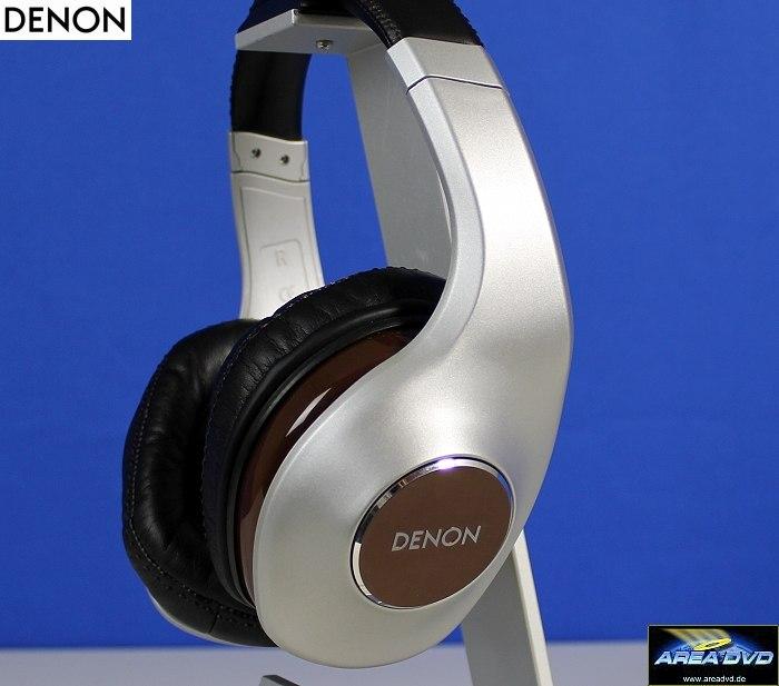 TEST: Denon Luxus.Over Ear-Hörer AH-D7100 (06.05.2013)