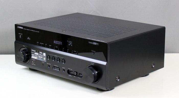 Yamaha Av Receiver Support