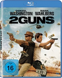 2 Guns Blu-ray Disc