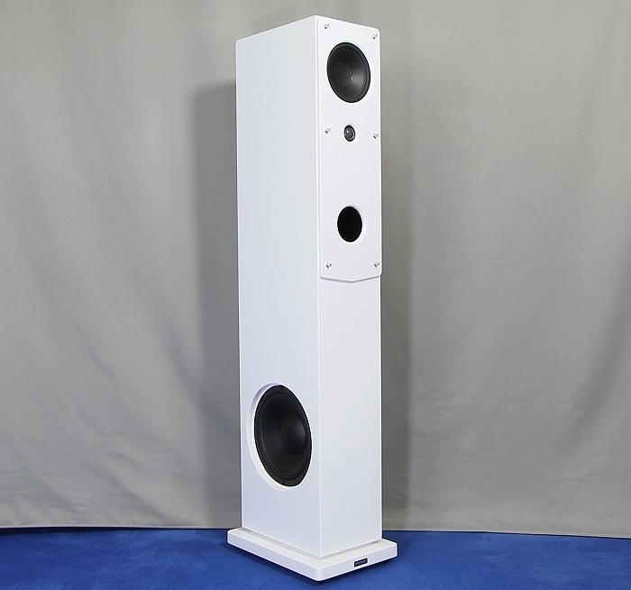 Advance Acoustic Kubik K7S Front Seitlich1