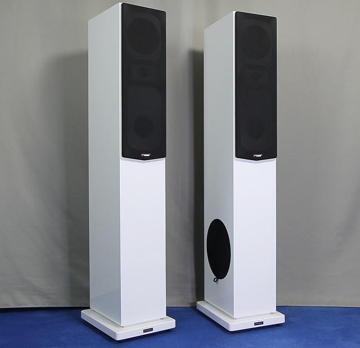 Advance Acoustic Kubik K7S Gruppenbild4