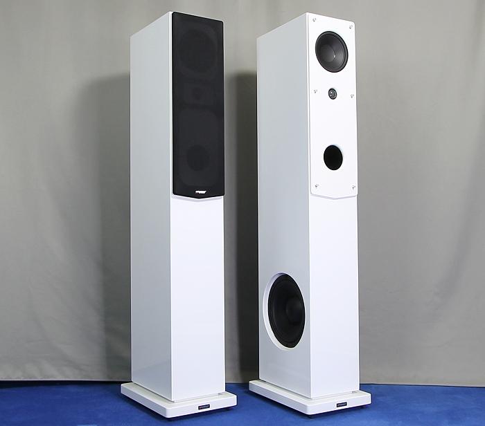 Advance Acoustic Kubik K7S Gruppenbild5