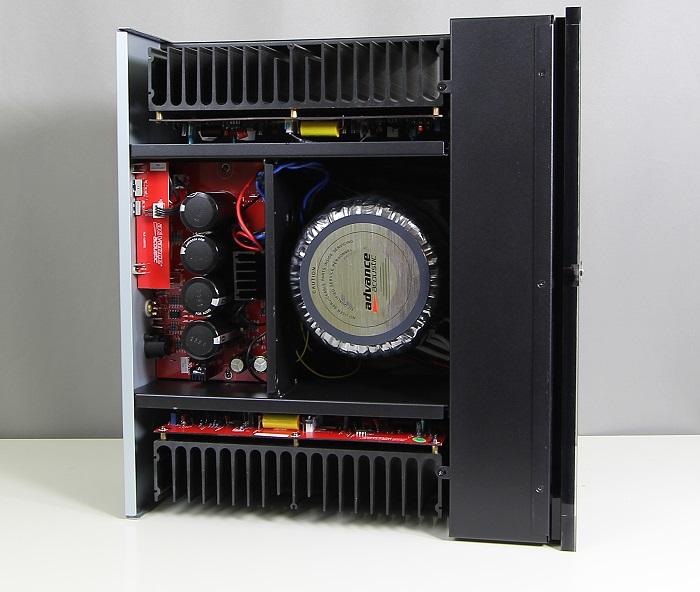 Advance Acoustic X-A160 Innenleben Gesamt2