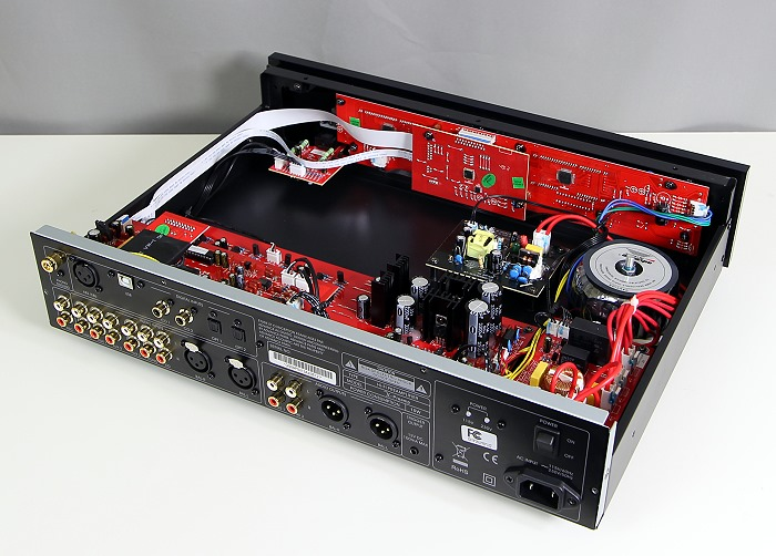 Advance Acoustic X-Preamp Innenleben Gesamt2