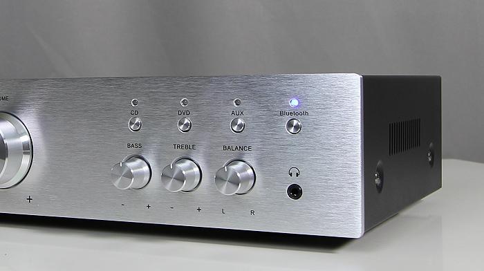 Auna AVR-CD508-BT Bedienelemente Front2