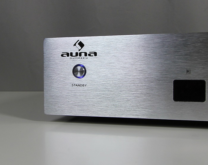 Auna AVR-CD508-BT Bedienelemente Front5