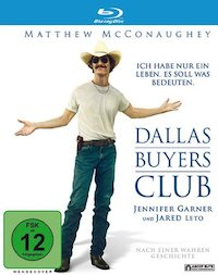 Dallas Buyers Club Blu-ray Disc
