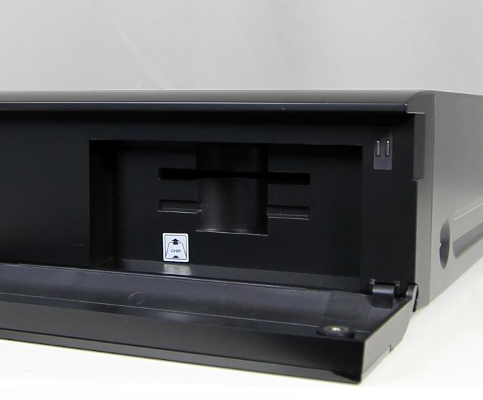 Humax DVR-9900C Kartenslot