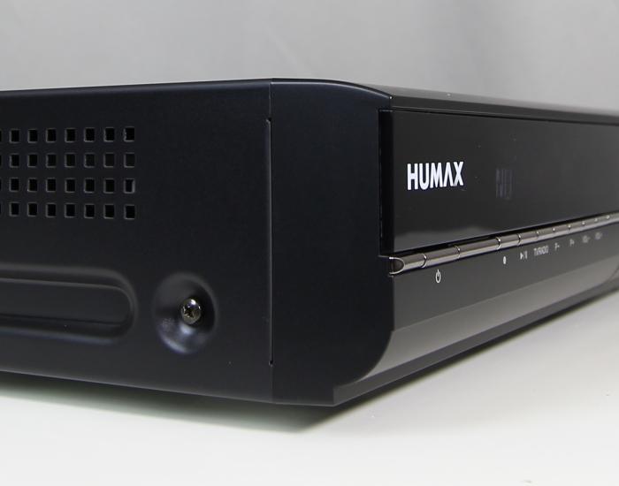 Humax DVR-9900C Verarbeitung