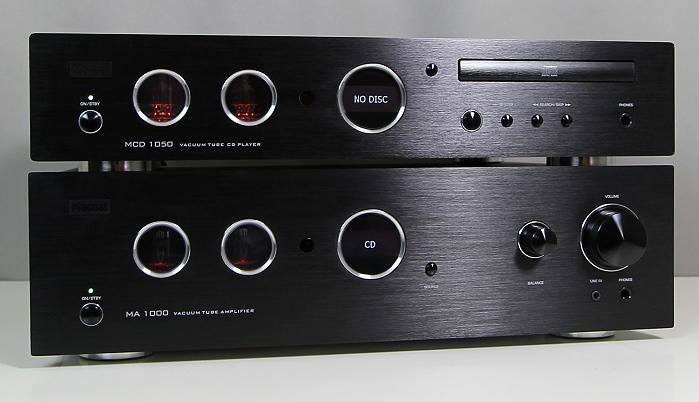Magnat MA1000 MCD1050 Gruppenbild5