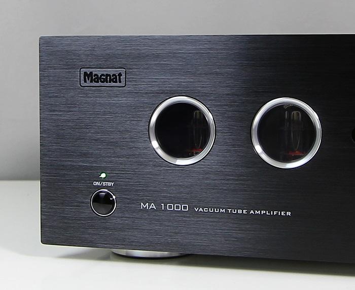 Magnat MA1000 Roehren2
