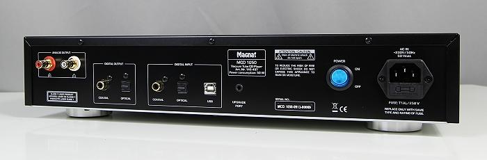 Magnat MCD1050 Rueckseite Seitlich4