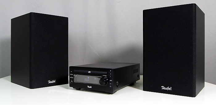 test teufel kombo 22 micro hifi anlage mit bluetooth area dvd. Black Bedroom Furniture Sets. Home Design Ideas