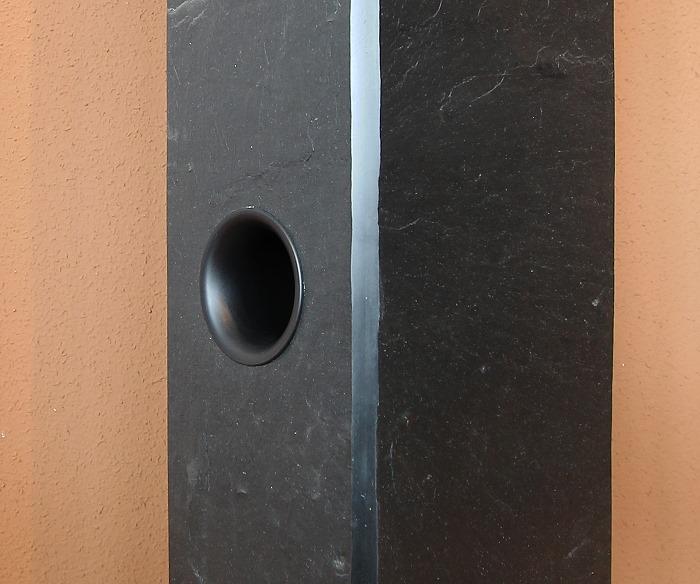 Valeria Audio RIA VG 2.1 Bassreflexrohr