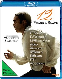 12 Years A Slave Blu-ray Disc