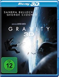 Gravity Blu-ray 3D