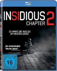 Insidious - Chapter 2 Blu-ray Disc