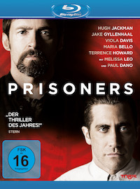 Prisoners Blu-ray Disc