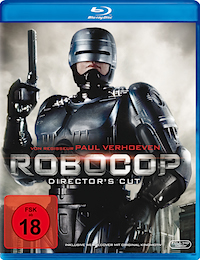 RoboCop Blu-ray Disc