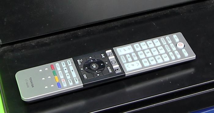 Toshiba 58m9363 Fernbedienung