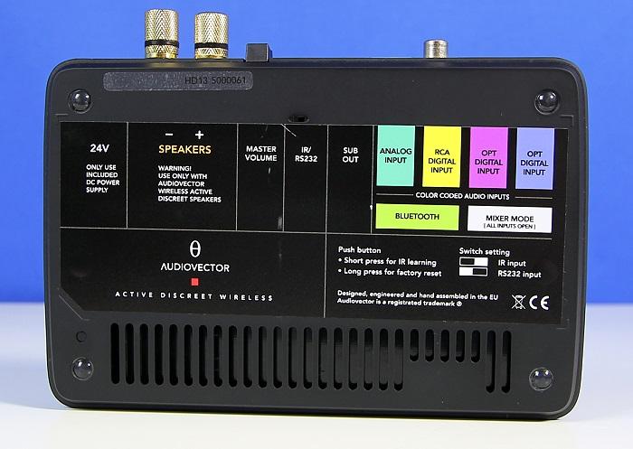 Audiovector Hub Unterseite1