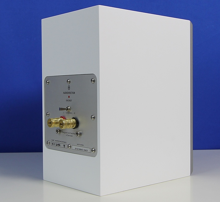 Audiovector Ki1 Super Speaker Rueckseite Seitlich4