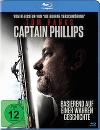 Captain Phillips Blu-ray Disc