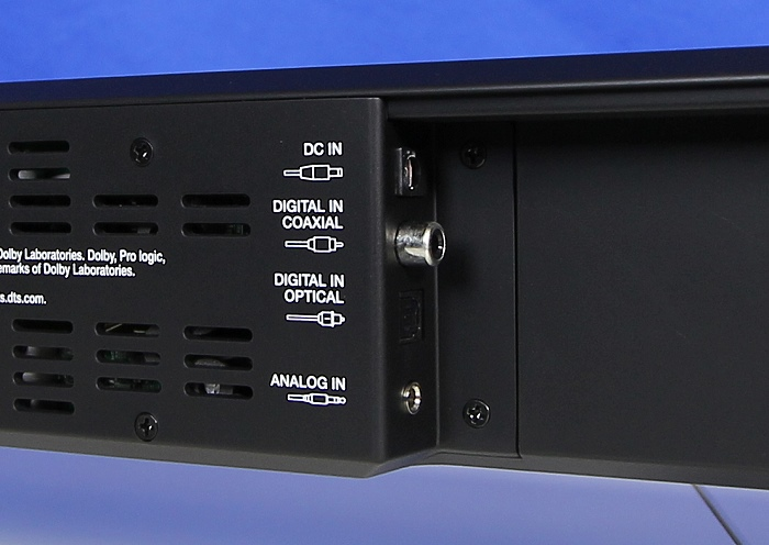 Denon DHT-S514 Soundbar Anschluesse Rueckseite2