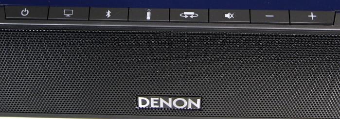 Denon DHT-S514 Soundbar Bedienelemente Oberseite