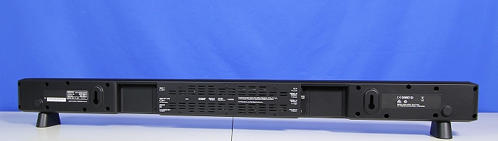 Denon DHT-S514 Soundbar Rueckseite Seitlich2