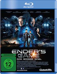 Enders Game - Das grosse Spiel - Blu-ray Disc