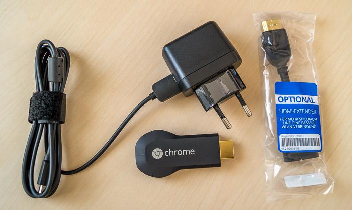 Google Chromecast 03