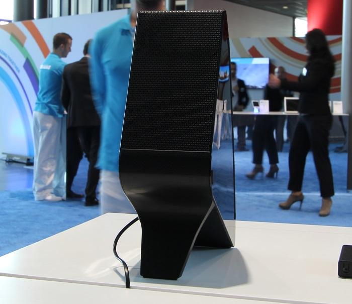 Multiroom Speaker Rueckseite