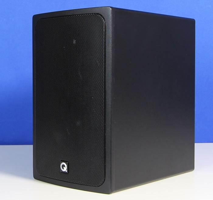 Q Acoustics Q-BT3 Front Seitlich1