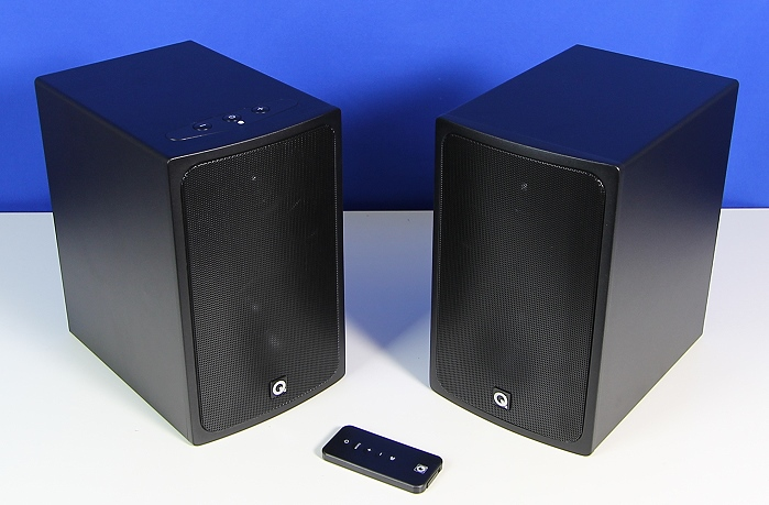 Q Acoustics Q-BT3 Gruppenbild2