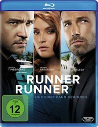 Runner Runner Blu-ray Disc