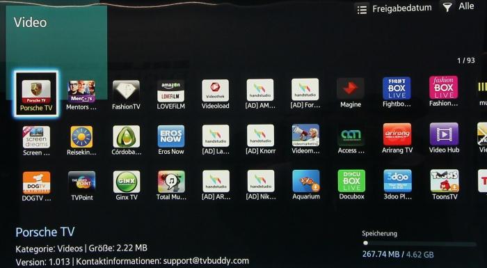 Samsung HU8590 Menue14