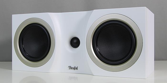 Teufel Theater 6 Hybrid H600C Front Seitlich6